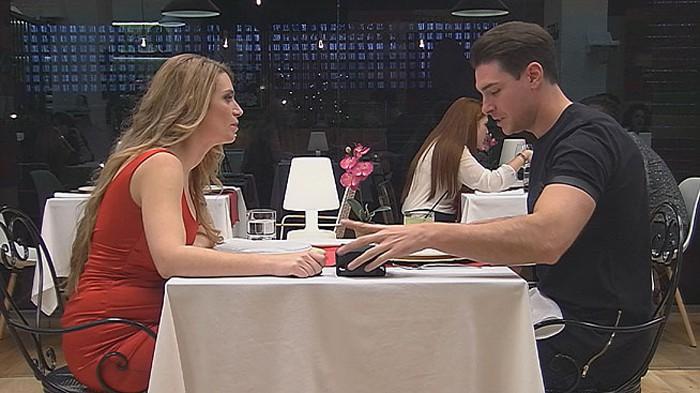 Jacobo Ostos, comensal VIP, esta noche en First Dates