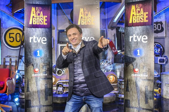 José Mota estrena esta noche El Acabose en La 1 con Bustamante como invitado