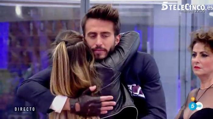 Marco se despide de Aylén y Alyson de Antonio en Gran Hermano VIP 5