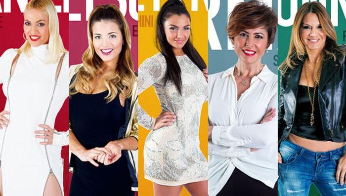 Elettra, Alyson, Daniela, Irma e Ivonne son nominadas con la inmunidad de Aída Nízar en Gran Hermano VIP 5
