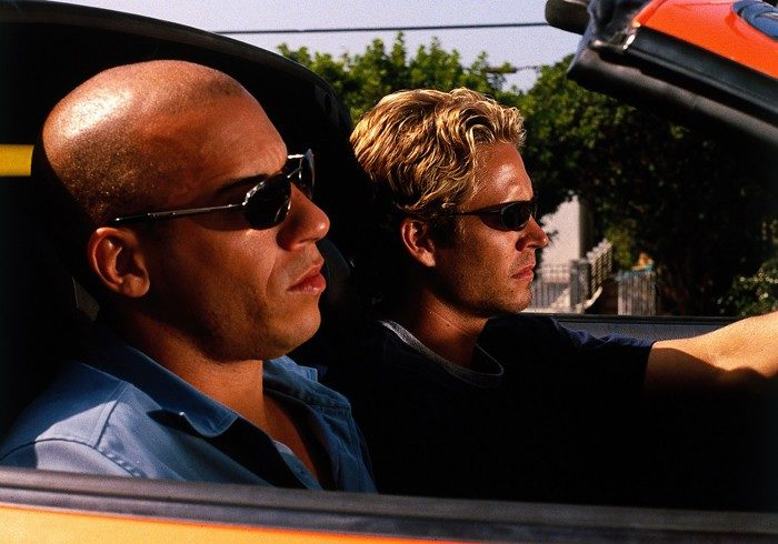 DMAX emite esta noche A todo gas (The Fast and the Furious)