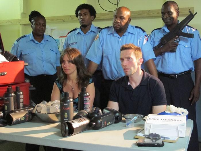 DMAX emite lo nuevo de Encarcelados en el extranjero desde el miércoles