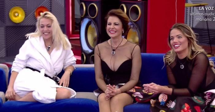 Daniela Blume, Alyson Eckmann e Irma Soriano se juegan la victoria en Gran Hermano VIP 5