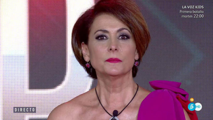 Irma Soriano dice adiós a Gran Hermano VIP 5 como tercera finalista