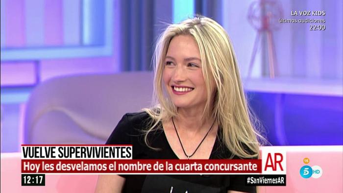 Resultado de imagen de janet capdevila interviu