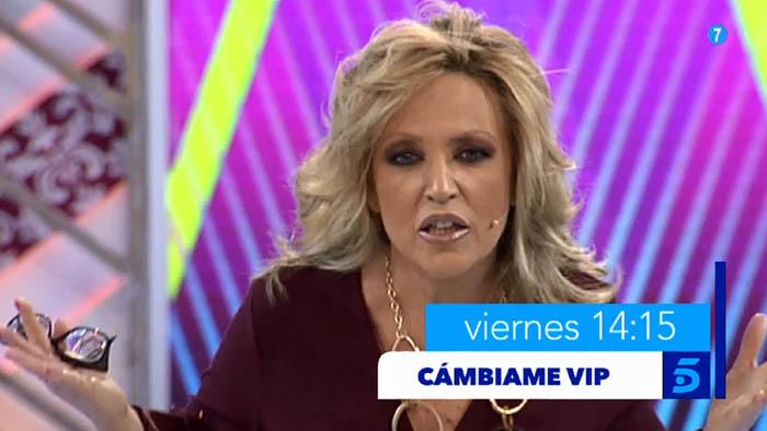 Lydia Lozano protagonista mañana de Cámbiame VIP