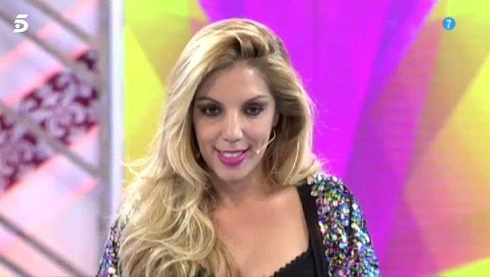 La cantante Rebeca protagonista hoy de Cámbiame VIP