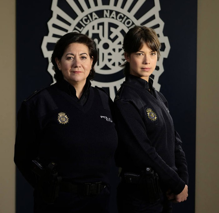 La serie Servir y proteger se estrena en La 1 el lunes