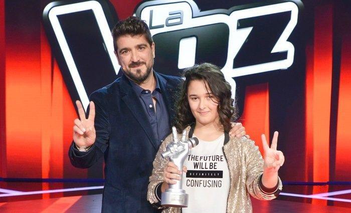 La tristeza de Antonio Orozco en La Voz Kids