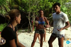 Supervivientes 2017: Gloria Camila se plantea abandonar y es insultada y Kiko ataca a Alba Carrillo