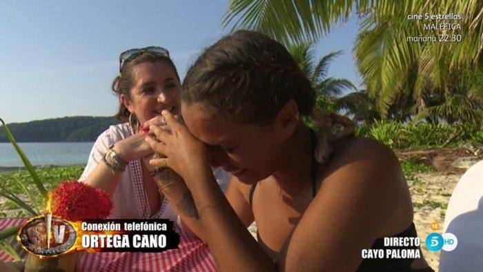 Supervivientes 2017: visitas y llamadas muy especiales para Bigote Arrocet y Gloria Camila