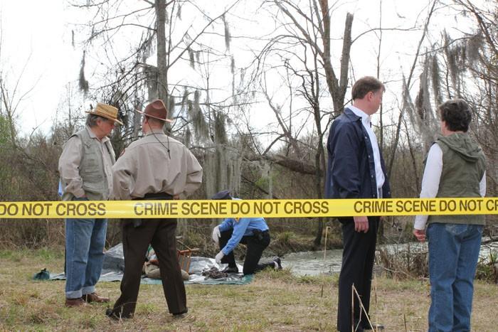 Muerte en el pantano, más crímenes espeluznantes en DKISS