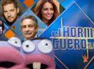 Paula Echevarría y David Bisbal visitan El Hormiguero