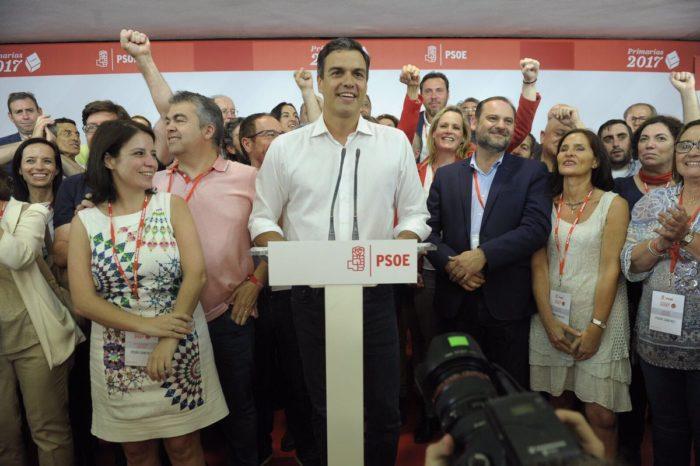 Los supervivientes son vencidos por Pedro Sánchez