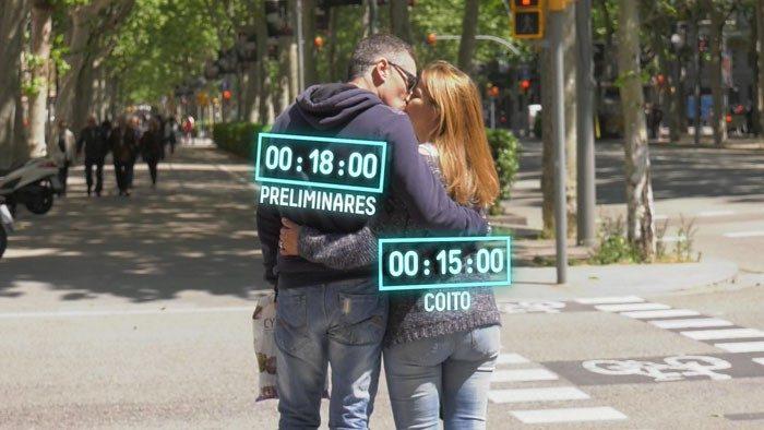 Los hábitos sexuales de los españoles analizados en Tanto por ciento de DMAX