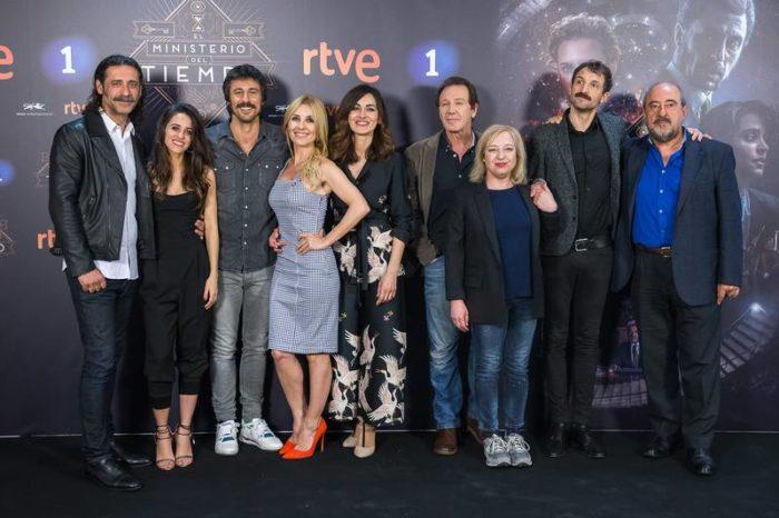 Tercera temporada de El Ministerio del Tiempo: más épica, aventura y humor