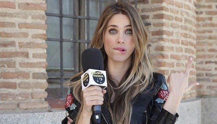 Vanesa Romero colaboradora de televisión