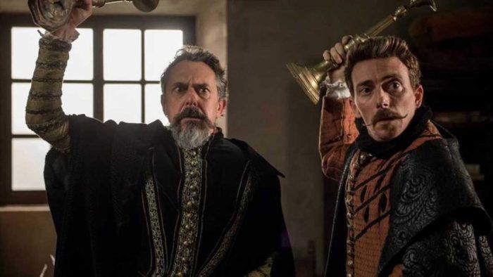 Lope de Vega y Cervantes regresan esta noche a El Ministerio del Tiempo