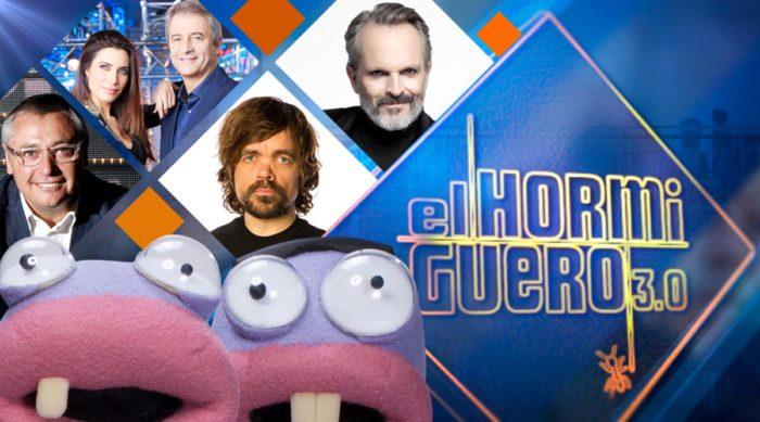 Peter Dinklage (Juego de Tronos), Michael Robinson y Miguel Bosé visitan El Hormiguero