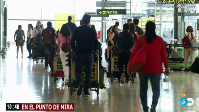 En el punto de mira muestra las estafas de los turistas británicos en España