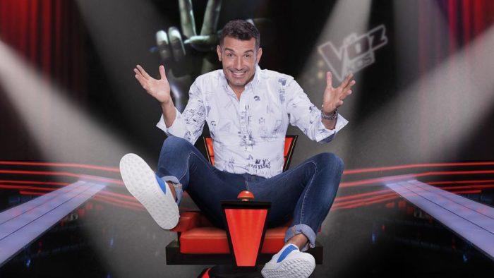 Melendi, nuevo coach de La Voz Kids 4 junto a Rosario Flores y Antonio Orozco