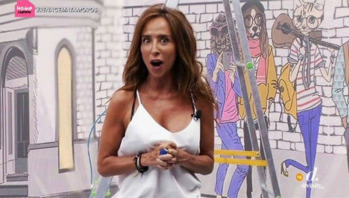 María Patiño se estrena con programa propio y vuelve a sustituir a Jorge Javier Vázquez