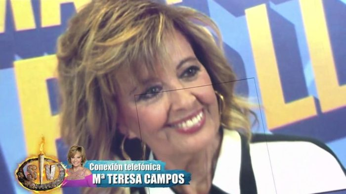 María Teresa Campos y su inexistente llamada a Bigote Arrocet en Supervivientes