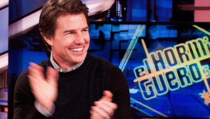 Tom Cruise y Ronaldo Nazario Da Lima visitan El Hormiguero 3.0