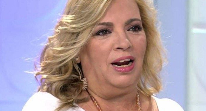 Carmen Borrego ficha como asesora del amor