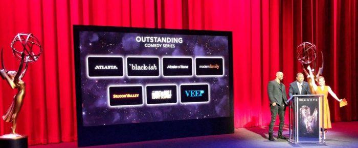 Estos son los nominados a los premios Emmys 2017