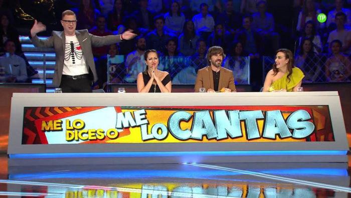 Me lo dices o me lo cantas finalmente se estrena el martes en Telecinco