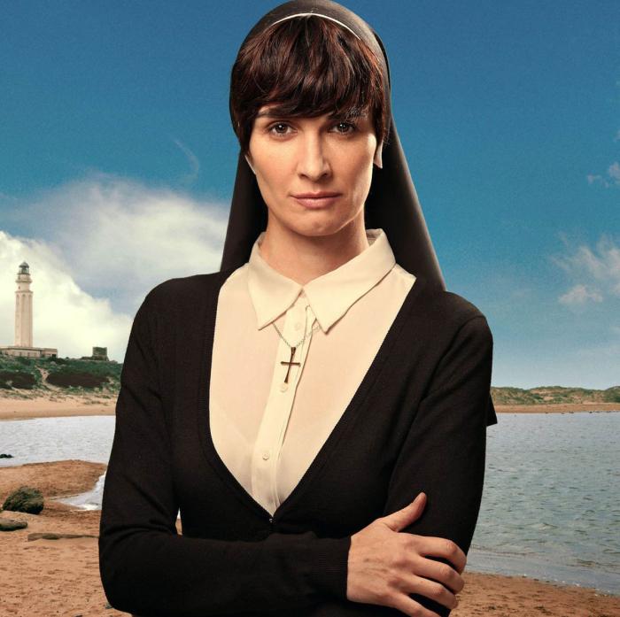 Paz Vega pasa de ser una monja en Telecinco a una fugitiva en La 1