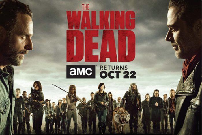 Primer y sorprendente tráiler de la octava temporada de The Walking Dead