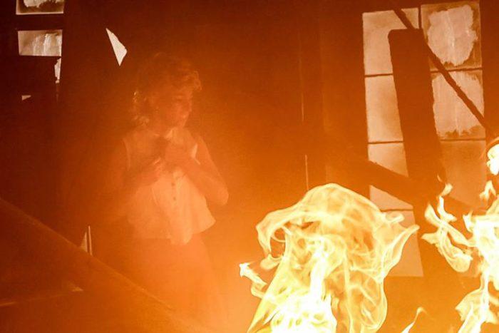 Acacias 38 vivirá un incendio con trágicas consecuencias