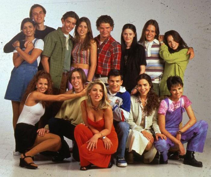 Los protagonistas de Al salir de clase se reúnen 20 años después