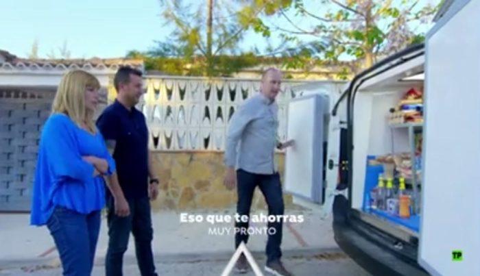 Antena 3 promociona Eso que te ahorras con Pedro García Aguado