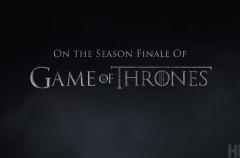 """El final de la séptima temporada de Juego de tronos """"El dragón y el lobo"""" durará casi 80 minutos"""