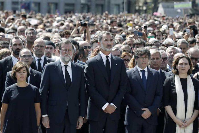 Informe Semanal y La noche temática se centran en los atentados terroristas en Cataluña
