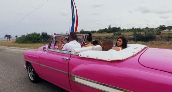 Mañana maratón de Las Kardashian de viaje en TEN