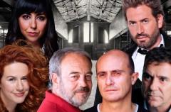 Matadero arranca su grabación con Pepe Viyuela y Carmen Ruiz