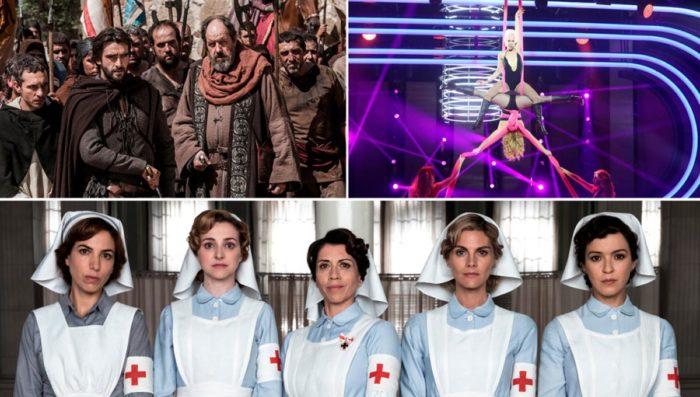 Las grandes apuestas de la nueva temporada de Antena 3
