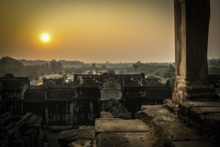 DMAX estrena Angkor, la Atlántida de la jungla el miércoles