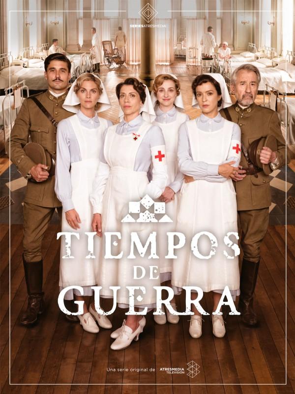 Tiempos de guerra se presenta en el FesTVal de Vitoria-Gasteiz