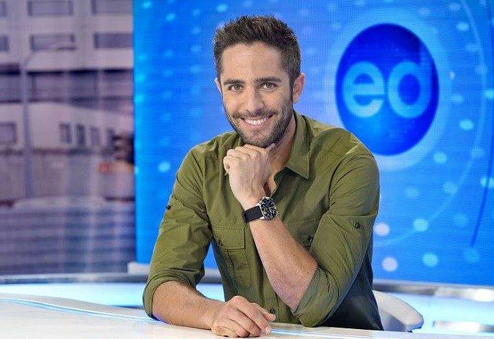 Roberto Leal celebra el éxito de España Directo