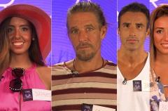 Nerea, Maico y Hugo (con Miriam) nominados por la audiencia en Gran Hermano Revolution