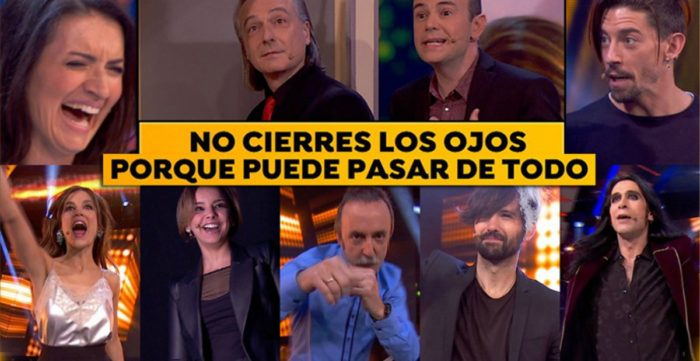 Hipnotízame regresa mañana a Antena 3