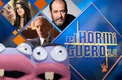 Macarena García, Anna Castillo, Imanol Arias y Karra Errejalde en El Hormiguero 3.0