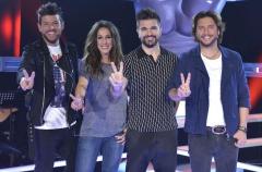 La quinta edición de La Voz se estrena el viernes en Telecinco
