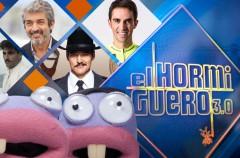 Ricardo Darín, Amaia Salamanca y Álex García, Pedro Pascal y Alberto Contador en El Hormiguero