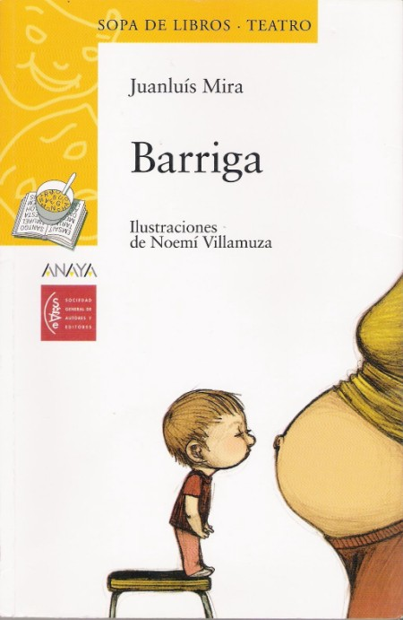 Barriga de Juan L. Mira